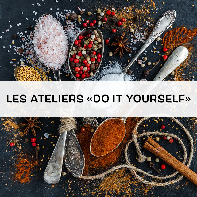 Les ateliers Do it yourself de décembre