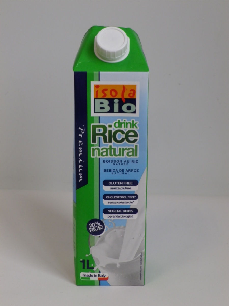 Rice drink natural 1l